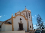 Mooi kerkje in Vila do Bispo.