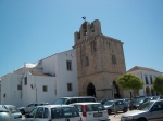 De kathedraal Igreja Sao Francisco in Faro.