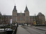 Imposante Rijksmuseum