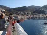 Hydra : pittoreske haven in een natuurlijke inham