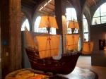 Bezoek aan het Maritiem Museum.