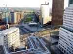 De Potsdamer Platz is een van de bekendste pleinen in het centrum van Berlijn en tevens een belangrijk verkeersknooppunt. Het plein is genoemd naar de nabijgelegen stad Potsdam.