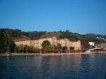 De universiteit van Deusto werd geopend in 1886. Het werd ontworpen door Marquess of Cubas en was lange tijd het grootste gebouw van Bilbao.