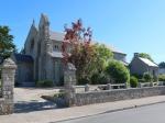 Het mooie kerkje op Île Grande