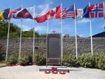 D-Day gedenkteken aan Juno Beach