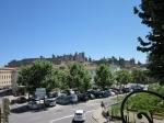 La Cité de Carcassonne is volledig gerestaureerd. De citadel staat bekend als mooiste voorbeeld van een middeleeuwse stad in Europa, die bijna volledig bewaard is. Het is ook de grootste burcht van de Katharen.