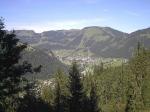 Chatel is gelegen in de Franse Alpen aan de grens met Zwitserland. Het is vooral gekend als skioord, maar in de zomer kan je er prachtige wandelingen maken.