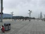 De olympische site van Beijing met de Waterkubus- en het Vogelneststadium is na de Spelen wegens de grote belangstelling van binnen- en buitenlandse toeristen opengesteld als attractiepark.