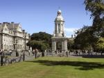 De Universiteit van Dublin is de oudste van Ierland. Anders dan de beroemde Britse universiteiten bestaat de universiteit maar uit één college: Trinity College.