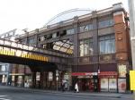 Connolly Station dateert van 1844 en is een van de belangrijkste trein knooppunten van Ierland.