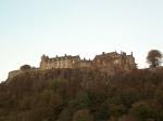 Stirling Castle is gebouwd op vulkanisch rotsgesteente. Het kasteel was vanaf de twaalfde eeuw de residentie van de Schotse koningen.