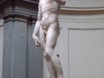 De David van Michelangelo is een van de bekendste beeldhouwwerken in de kunstgeschiedenis. Het bevindt zich thans in de Galleria dell'Accademia.