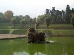 Boboli is de koningin van alle Toscaanse tuinen, de meest uitgewerkte en theatrale co-productie van Natuur en Kunst. Op deze foto de mooie Neptunus fontein.