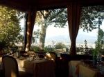 Lunch in La Loggia op het Michelangelo plein.