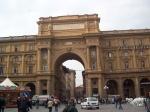 Het centrale plein van de Republiek midden in de stad.