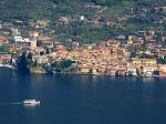 Malcesine is een van de meest schilderachtige plaatsen aan het Gardameer. Het heeft niet voor niets de bijnaam 'Parel van het Gardameer'.