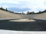 Alhoewel de klassieke Olympische Spelen in Olympia werden gehouden, mocht Athene in 1896 de eerste moderne spelen organiseren in dit Panathinaiko stadion.