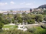 De Agora van Athene vormde in de oudheid het centrum van de stad. Hier lagen de belangrijkste gebouwen voor bestuur en rechtspraak, en er vonden markten en religieuze feesten plaats.