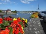 De fraaie haven van Kinsale.