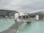 De Blue Lagoon is de belangrijkste en mooiste geothermische spa van IJsland.
