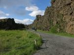 Thingvellir is voor IJslanders een heilige plaats omdat hier vanaf 930 tot 1798 regelmatig vergaderingen werden gehouden om de wet voor te lezen en geschillen te beslechten.