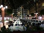 Je kan de galerij van het Maritim Hotel afhuren voor familiefeesten of business evenementen.