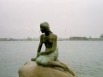 De kleine zeemeermin is wereldberoemd. Het stelt de hoofdpersoon voor in het sprookje van De Kleine Zeemeermin van Hans Christian Andersen.