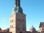 Slot Frederiksborg (Hillerød) is gebouwd in de jaren 1600-1620 in Hollandse renaissancestijl. Sinds 1878 is het Nationaal-Historisch Museum er gevestigd.