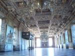Mooi renaissance interieur in Frederiksborg. Let vooral op het plafond.