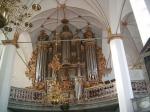 De Trinitatis kerk maakt samen met de Ronde Toren en een bibliotheek deel uit van een 17de eeuws complex, dat voor de Kopenhaagse studenten gebouwd werd.