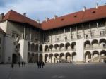 Koninklijk Paleis op de Wawel Burcht