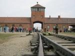 Toegangspoort Birkenau