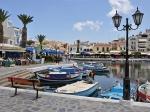 Gezellig haventje van Agios Nikolaos.