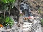 Mooie rotswoning op weg naar Puerto de Tazacorte