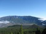 Mirador del Birigoyo aan het begin van de vulkaanroute