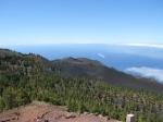 Mirador de las Desaedas op de vulkaanroute