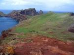 Ponta de São Lourenço, het oostelijke deel van Madeira is een natuurreservaat met prachtig panoramisch uitzicht op de Atlantische Oceaan en spectaculaire vulkanische rotsformaties.