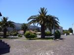 Santo da Serra wordt getypeerd door zijn uitzonderlijk mooie omgeving met een weelderige vegetatie en een zacht klimaat waar vele bezoekers op af komen.
