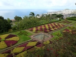 De Botanische Tuinen, de beroemdste toeristische attractie, ligt in Quinta do Bom Sucesso op een heuvel met prachtig uitzicht op de stad Funchal.