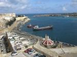 De Grote haven werd reeds in de Romeinse tijd als handelshaven gebruikt. In de loop der tijden is de haven fors uitgebreid met fortificaties, dokken en kades. Het is ook de aanlegplaats van de luxe cruiseboten die Malta aandoen.