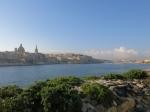 De noordelijke Marsamxett haven is één van de twee natuurlijke havens van Malta. Samen met de zuidelijke Grote haven omsluiten ze de hoofdstad Valetta.
