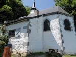 De 17de eeuwse kapel met eraan gekoppelde kluizenaarswoning van Saint Thibaut.