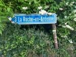 Op de nationale feestdag maken we de grote rondwandeling naar La Roche-en-Ardenne en terug naar Marcourt (21 km).