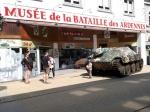 In het centrum van La Roche kan je het museum van de Slag om de Ardennen bezoeken.