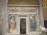 Aurelio Luini maakte dit gekende werk 'De musicerende engelen', dat in de San Simpliciano kerk te zien is.