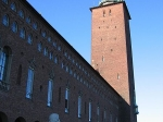 Het stadhuis van Stockholm is een van de belangrijkste gebouwen in de nationaal-romantische bouwstijl in Zweden. Er werden 8 miljoen baksteken voor gebruikt.