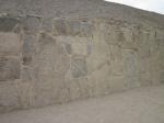 Gruwelijke taferelen op de tempelmuur van Sechin
