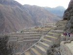 Ollantaytambo is genoemd naar de Inca generaal Ollanta
