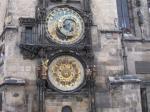 Astronomische klok op het Oud Stadhuis