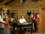 Tsjechische folkoreavond met muziek, dans, spijs en drank